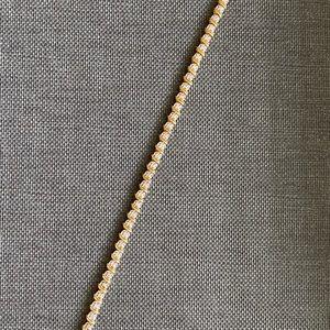 Vintage Diamond Tennis Bracelet